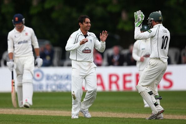 Essex coach Paul Grayson disappointed with English umpires not calling Saeed Ajmal during county season