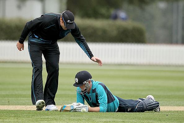 Scotland nearly pulls off an upset against New Zealand XI in Daniel Vettori's comeback match