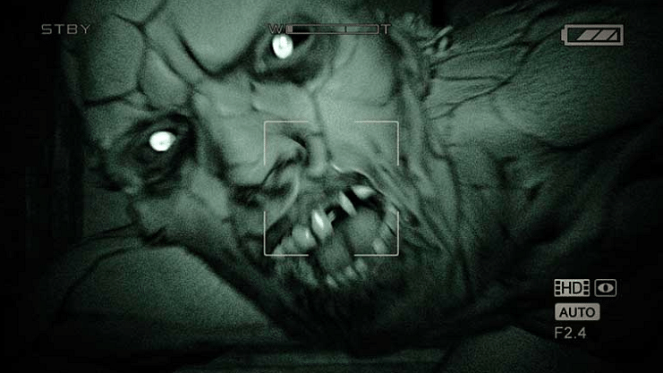 Outlast 2 is in development for now