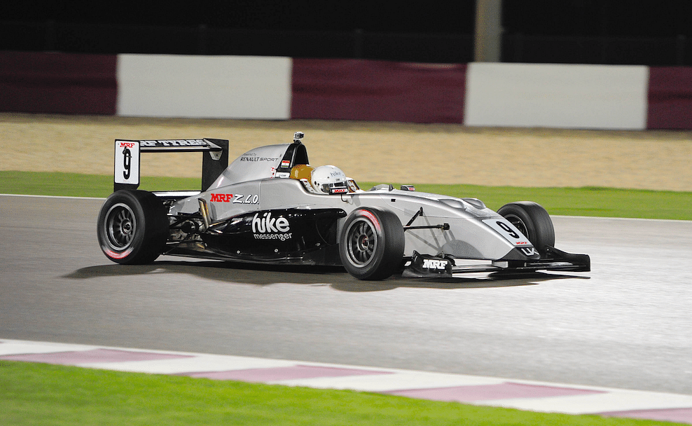 Interview with Lee Keshav - On track to Formula One