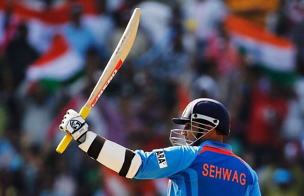 All-time Indian Cricket World Cup XI