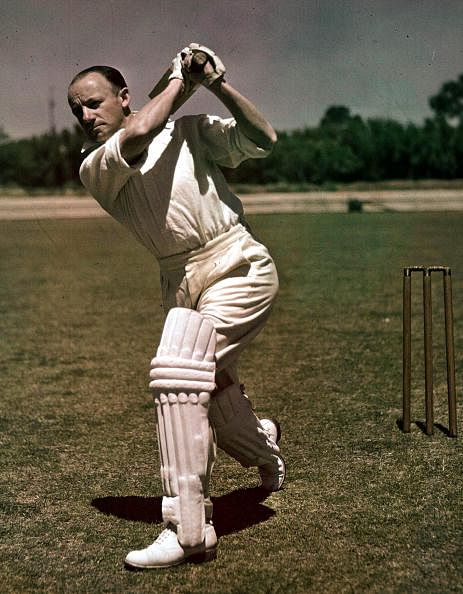 When Don Bradman scored 100 runs in just 3 overs