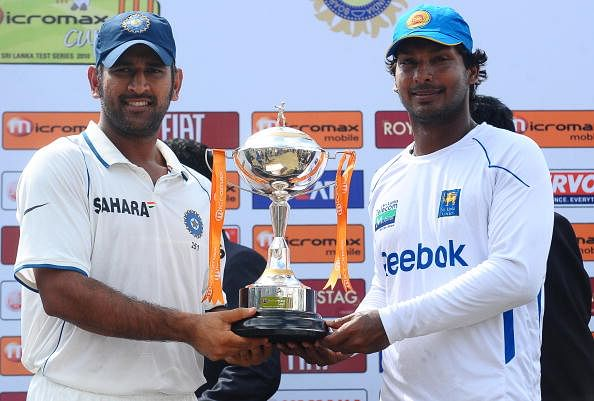 Returning the favour: Sri Lanka to host India for Test series next year