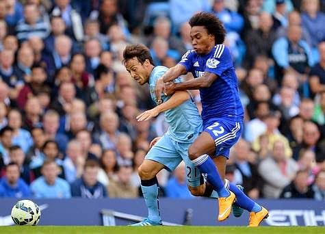 David Silva believes it will be tough for Chelsea to win the Premier League