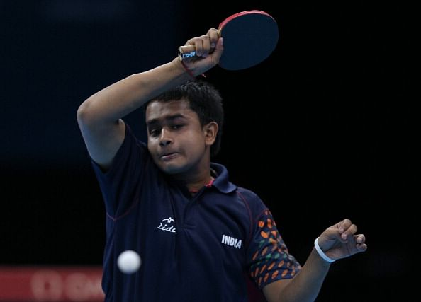 Asian Games: Soumyajit wins while Sharath loses in table tennis