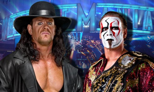 WWE\'s Wrestlemania 31 plans including Sting, Triple H, The Rock, Brock Lesnar and Roman Reigns
