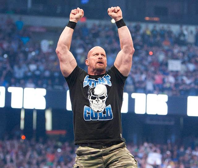 Stone Cold Steve Austin : Stone cold on comeback trail finishes new project
