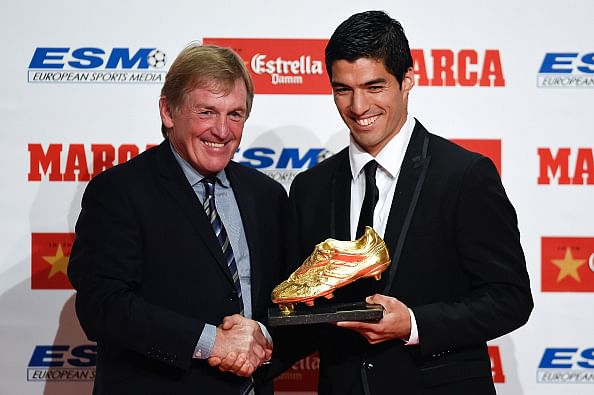 Video: Steven Gerrard leaves emotional message for Luis Suarez