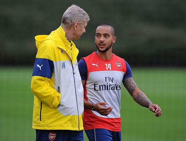 Will Theo Walcott make Arsenal return against Burnley?