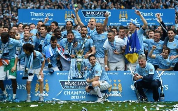 FIFA 15 : Best Manchester City team