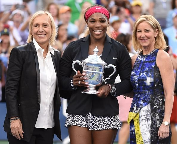 Statistical Comparison: Chris Evert Vs Martina Navratilova Vs Serena Williams
