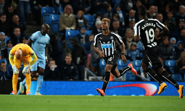 Rolando Aarons shows he is one for the future
