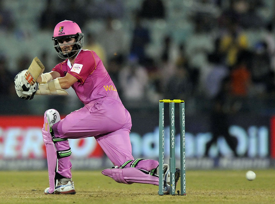 Stats: Leading run-scorers in CLT20 2014