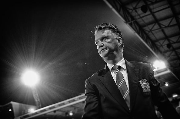 Three months into the job Van Gaal has much to do