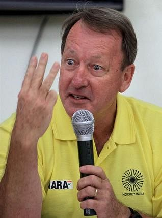 Indian men's hockey team coach Terry Walsh resigns