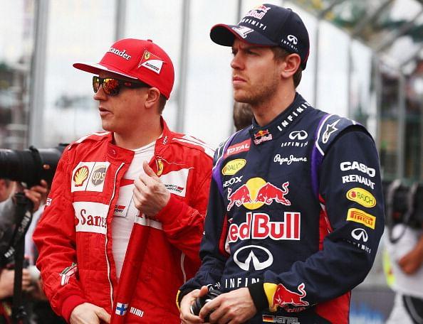 Will Vettel-Raikkonen be a better team than Alonso-Raikkonen?