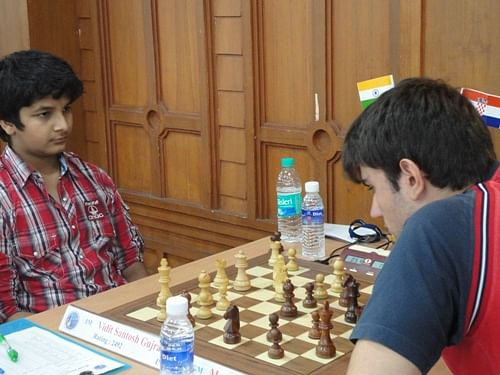 Bad day for Indians at junior chess championship