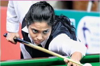 Vidya Pillai and Amee Kamani reach Australian Open snooker semis