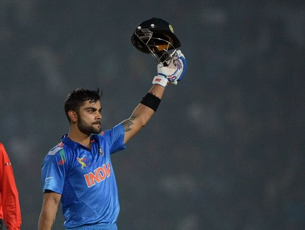 Virat Kohli's 114-ball 127 against West Indies: Statistical highlights