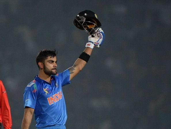 Virat Kohli's 114-ball 127 against West Indies: Statistical highlights