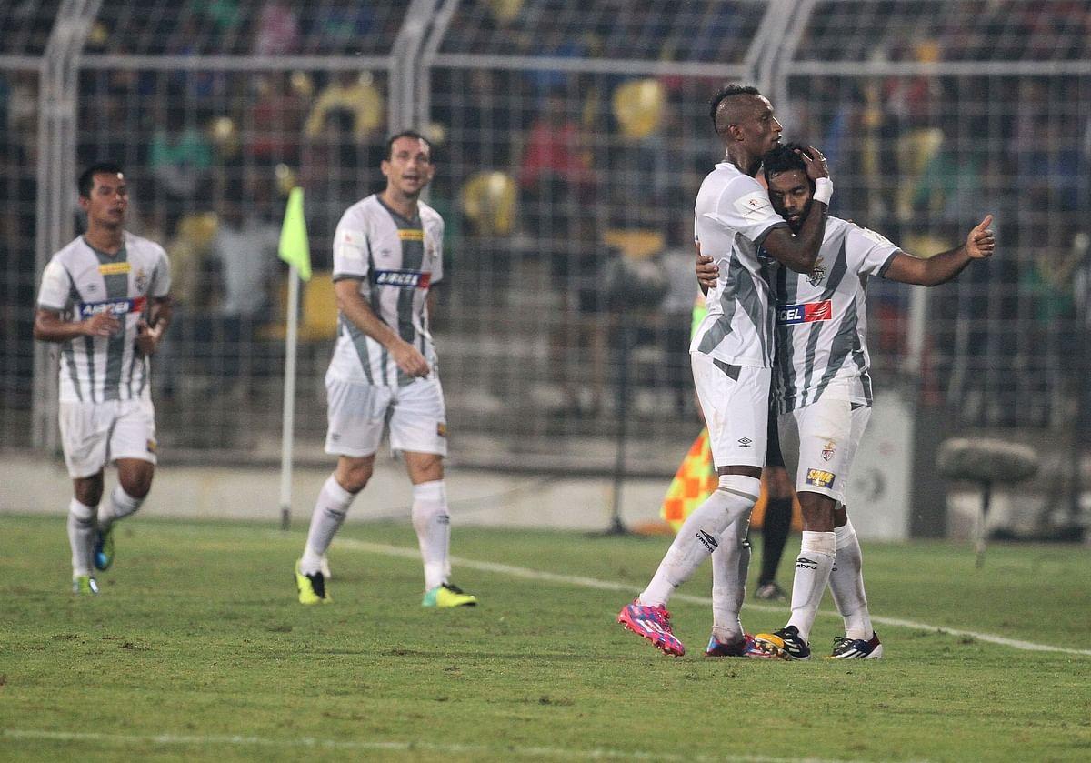 ISL: FC Goa 1 Atletico de Kolkata 2 – Cavin Lobo double sinks FC Goa