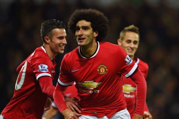 Why Manchester United should hold on to Marouane Fellaini