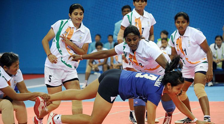 Asian Games 2014: Indian women's kabaddi team in final