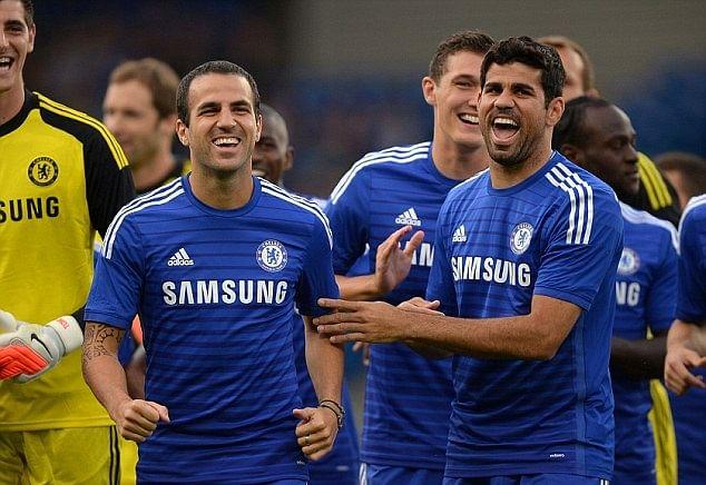 Eden Hazard talks about his good connection with Costa, Fabregas and captain John Terry