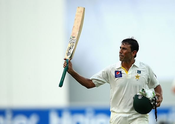 Younis Khan becomes 12th cricketer to score century against all Test playing nations
