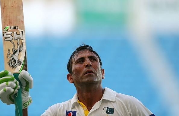 Younis Khan thought about skipping Australia Tests after being sidelined from ODI squad