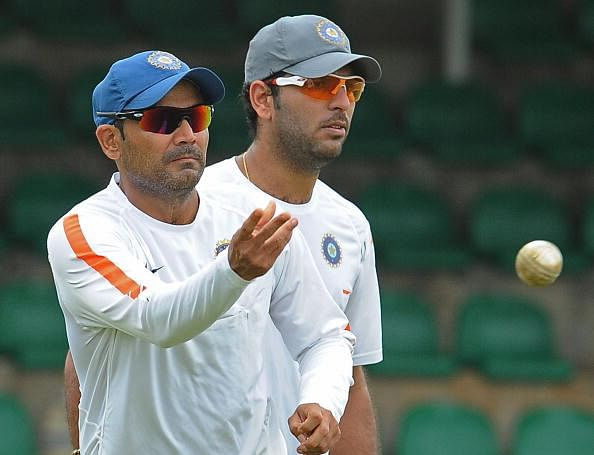 Sourav Ganguly rules out return of Virender Sehwag and Yuvraj Singh for 2015 World Cup