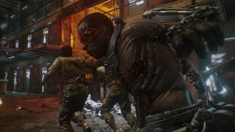 Leaked Zombie videos were removed by Activision