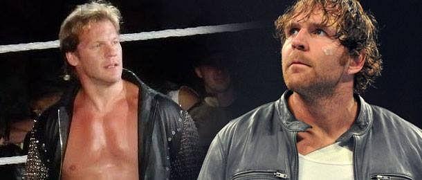Jericho praises Dean Ambrose after Live Event in Glasgow