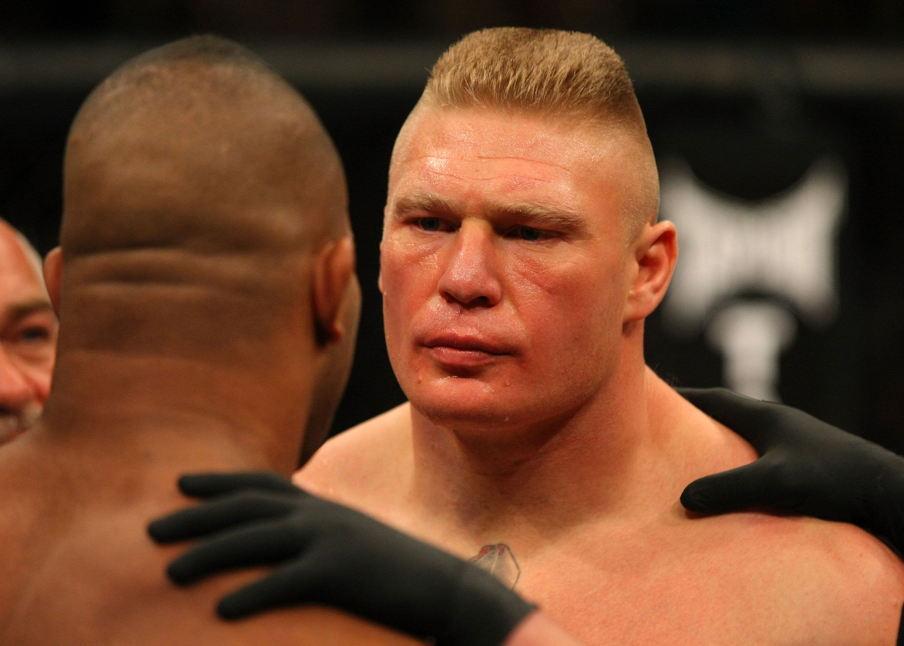 Brock Lesnar Leaning to UFC Return; Jericho to make a comeback