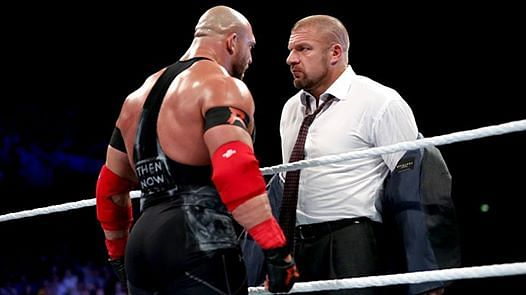 Reports: Ryback to face Triple H at WWE Royal Rumble?