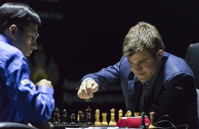 Game 5 is crucial for Viswanathan Anand: Experts