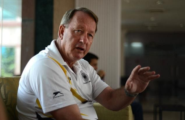 Indian hockey coach Terry Walsh quits