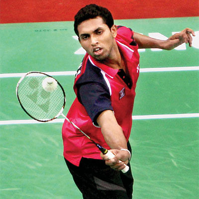 H. S. Prannoy bows out of Macau Open