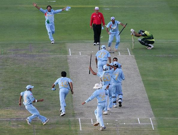 World T20 2007 - Final: The match that changed Indian cricket