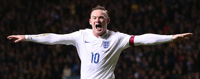 Would You Bet on Rooney? A Statistical Breakdown of a Potential Great