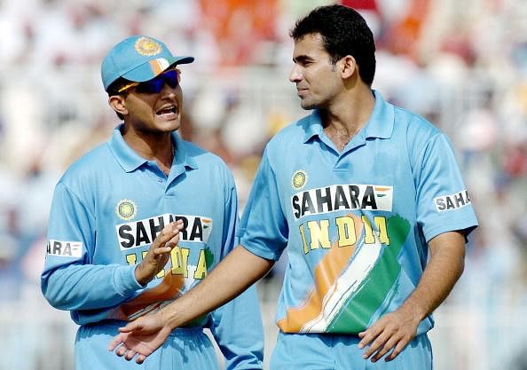 India lack fast bowling role models to inspire next generation: Sourav Ganguly