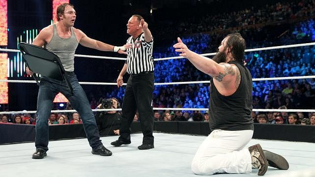 WWE TLC 2014: 3 Possible Endings for Bray Wyatt vs Dean Ambrose
