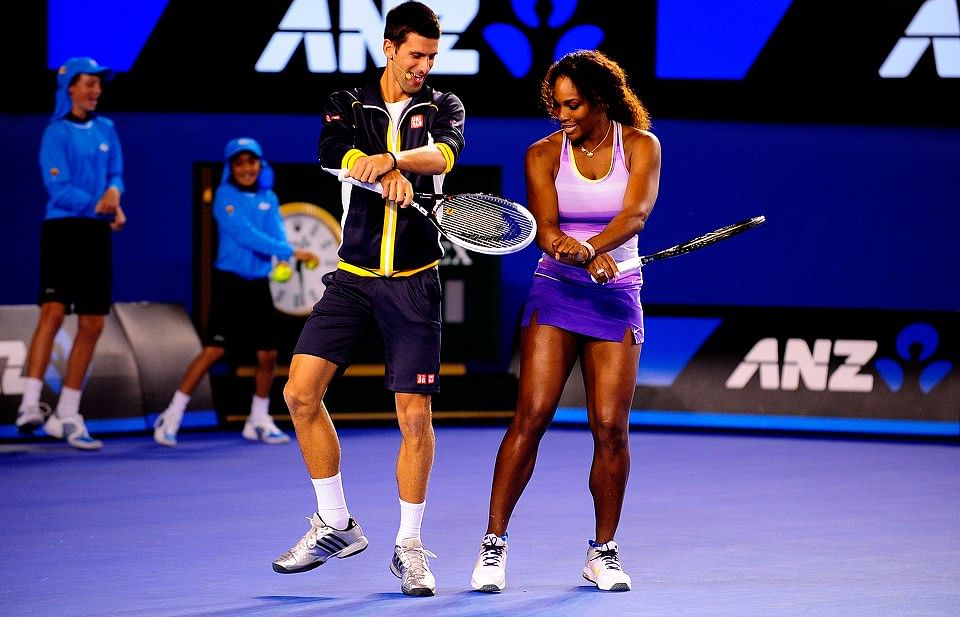 Top 10 funny moments in tennis