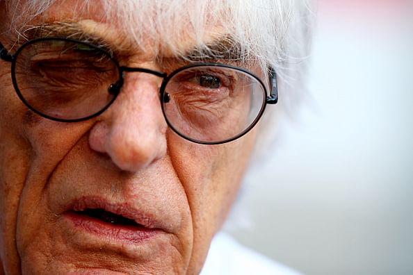 Bernie Ecclestone slams Caterham's crowd funding project