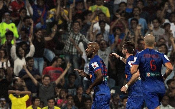 ISL: Nicolas Anelka fires Mumbai City FC to 1-0 victory over Kerala Blasters