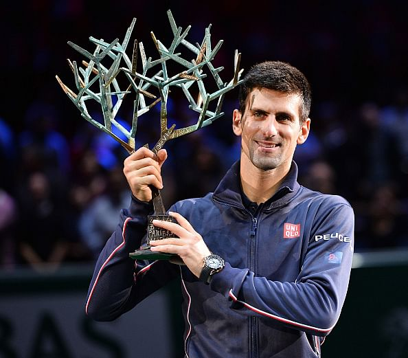 Novak Djokovic's mental edge over his opponents helps him win important matches
