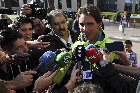 Rafael Nadal hopes for injury-free 2015 season