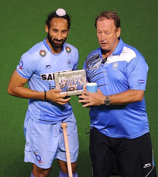 India captain Sardar Singh completes 200 international caps