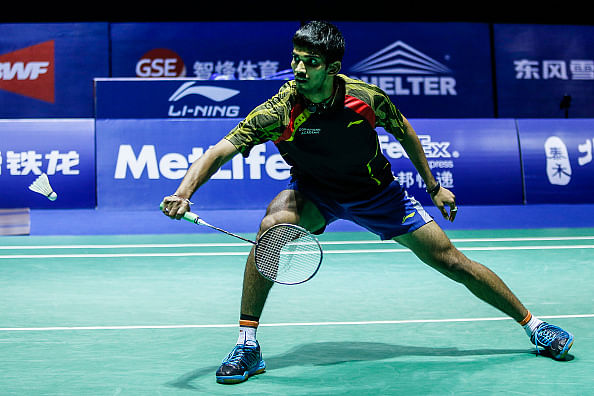 Srikanth and Sindhu progress to second round of Hong Kong Open