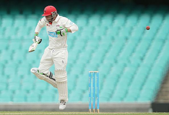 Video: Australian cricketer Phil Hughes suffers life-threatening injury